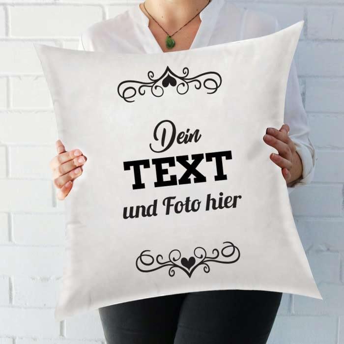 bedruckte geschenke Tirol polster